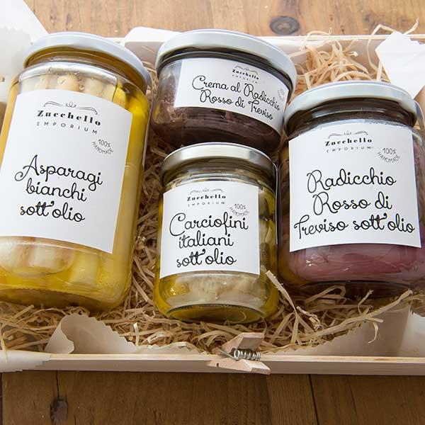 Idee Regalo Natale Cibo.Confezioni Regalo Zucchello Emporium Treviso